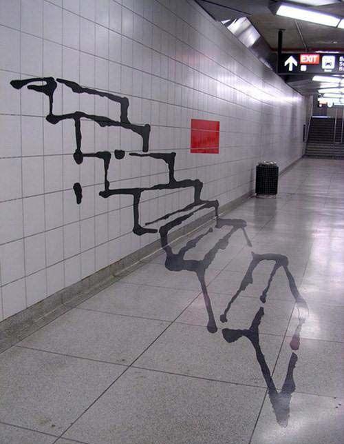 3D stairs/ street art