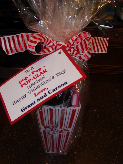 Valentines Teacher's Gift