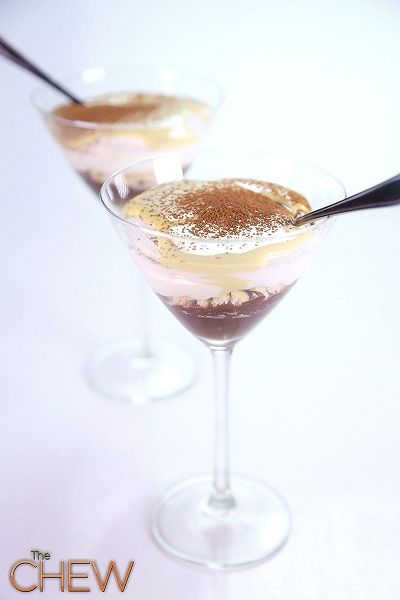 Carla Hall's Tiramisu Martini #TheChew