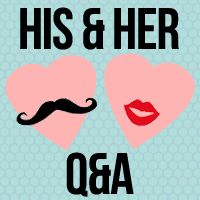 Some fun questions for you and your husband. Currently 70 questions and 10 more each week! Make it a weekly activity!