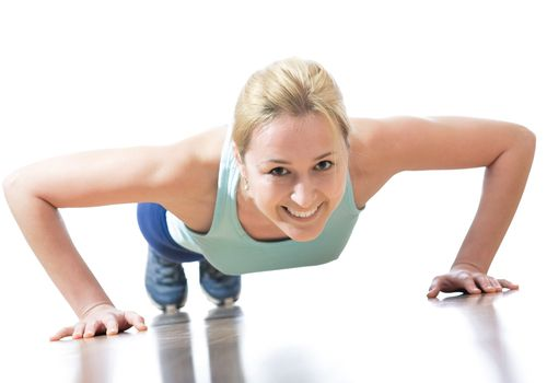 10 Minute At-Home Fat Blasting Workout. #workout #fatblaster