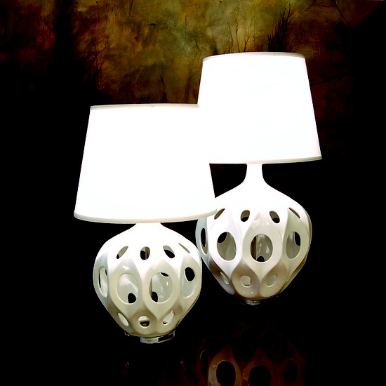 Luxury Designer Lamps From InStyle-Decor.com Beverly Hills Trending Hollywood Home Decor Enjoy & Happy Pinning