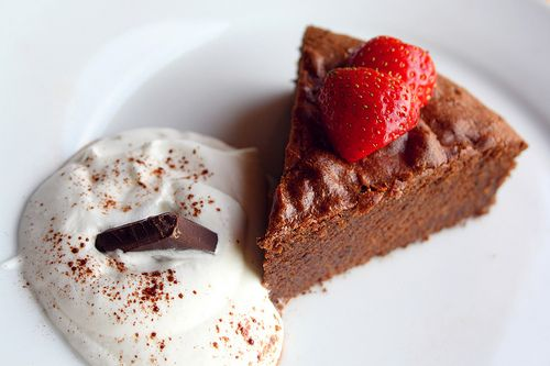 Twinings Assam chocolate cake