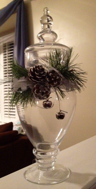 winter jar