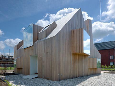 Detached home in Utrecht by Rocha Tombal