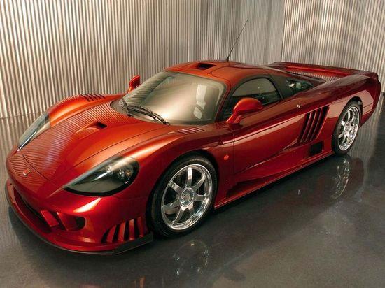 Sports Cars: Red sports car wallpaper