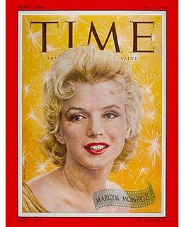 Marilyn Monroe TIME Magazine