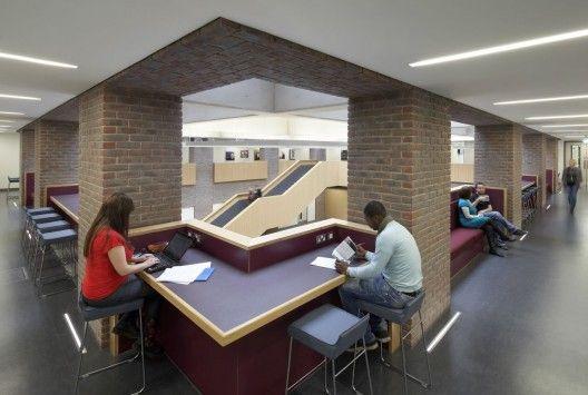 Kingston Business School / HawkinsBrown