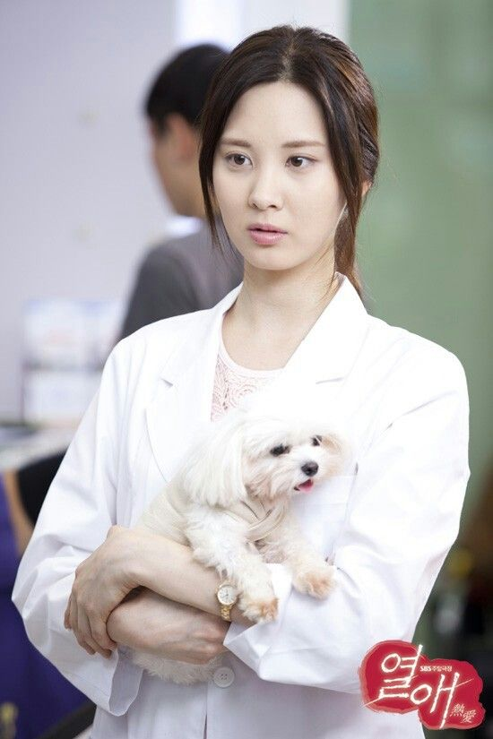 Girls Generation(SNSD) Seohyun Reveals Photos from 'Passionate Love' Drama Filming #Seohyun #Passionate Love