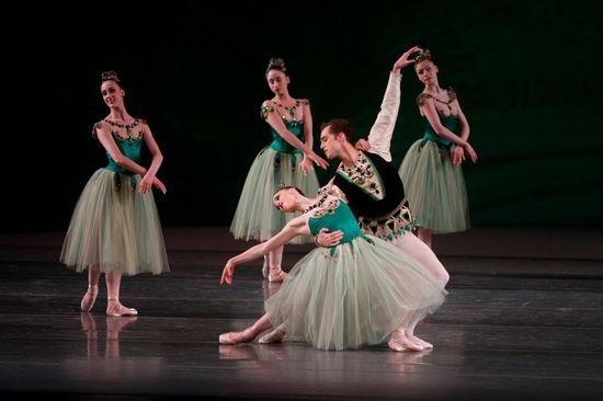 NewYork City Ballet Company