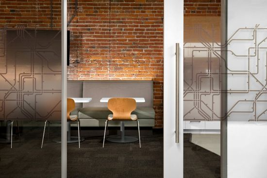ARCHITECTURE FIRM OFFICES! Urban Systems office by Ashley Pryce Interior Design, Vancouver