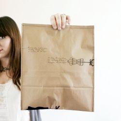 Amazing Kraft bags!