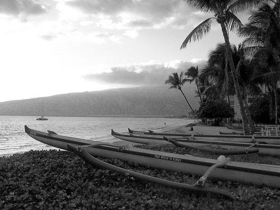 Kihei Beach Canoes