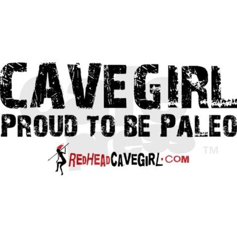 RedHead CaveGirl....