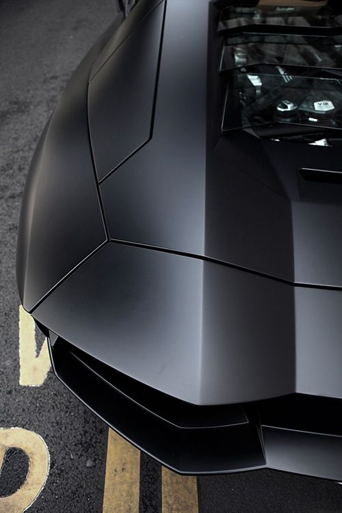 Beautiful Details of the Lamborghini Aventador