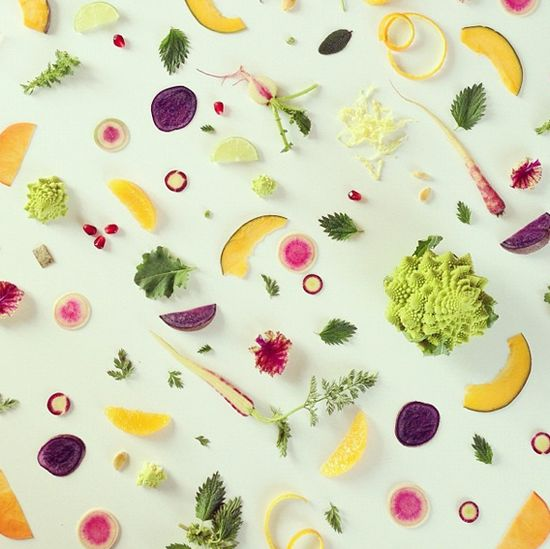 Food Collages