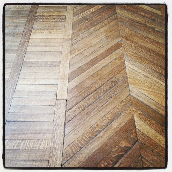 Great flooring design #thestylistsguidetoparis - @sibellacourt
