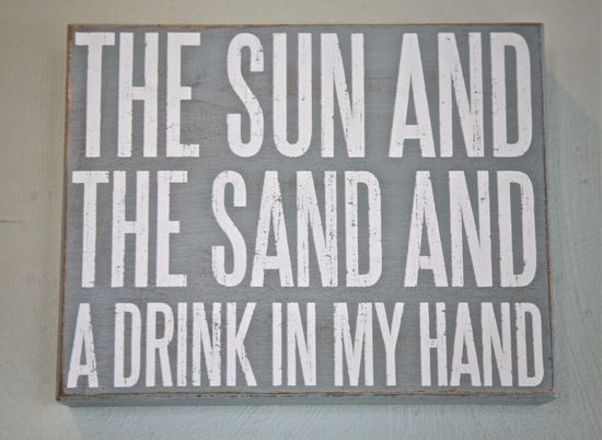 For my one day beach house...