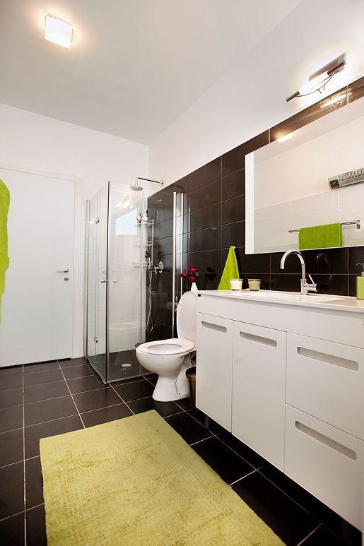 modern bathroom design by dana