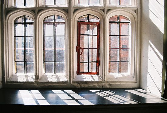 windows, simply lovely