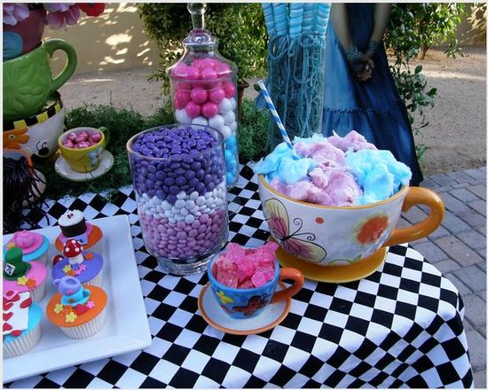 Another Alice in Wonderland party