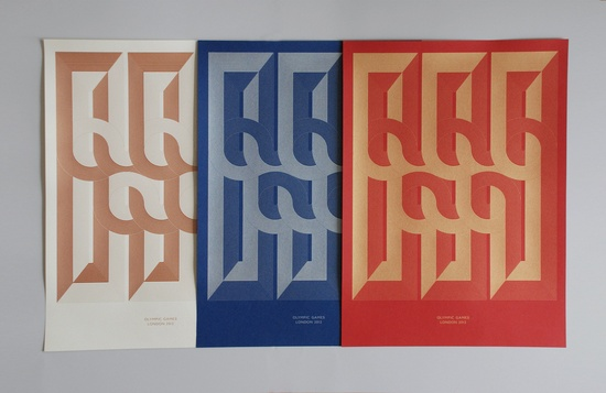 london olympic posters