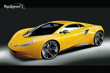 Amazing New Lotus Sports Cars