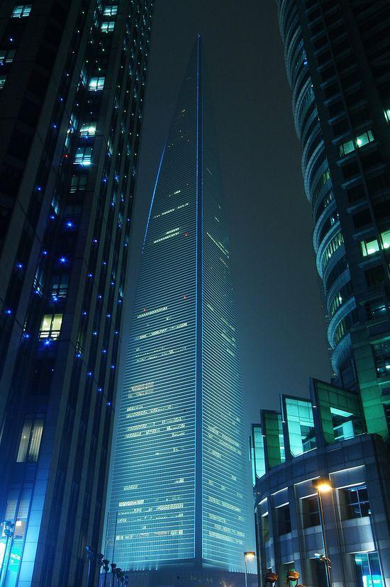 architecture, Shanghai