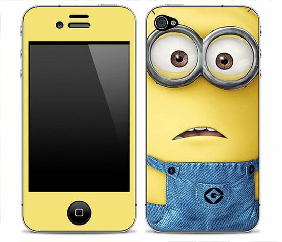 Despicable Me iPhone Skin