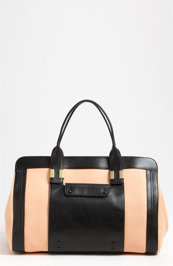 Chloé 'Alice - Large' Leather Tote available at #Nordstrom