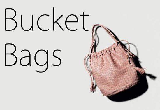 A Matter Of Style: DIY Fashion: Trending:bucket bags