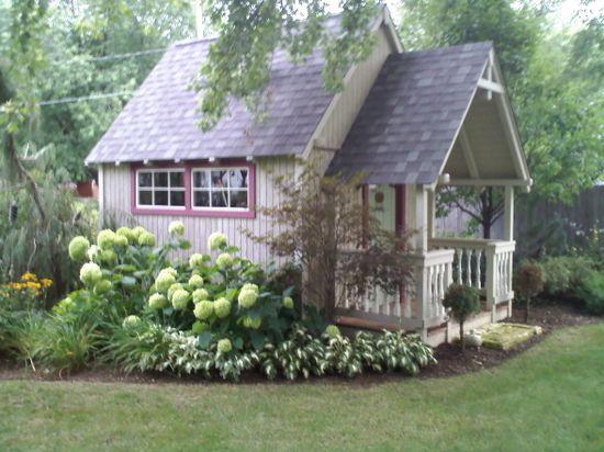garden shed/get away