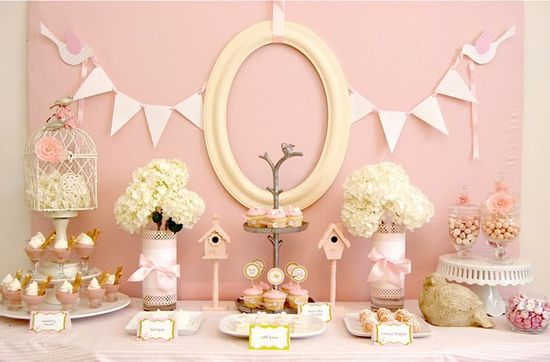 Girl Baby Shower Party