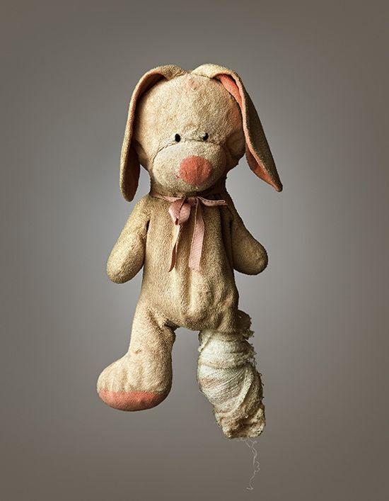 Much Loved Stuffed Animals - 01