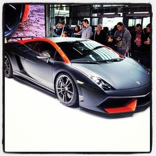 Lamborghini Aventador stunning!