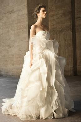 Vera Wang Dress - Weddings