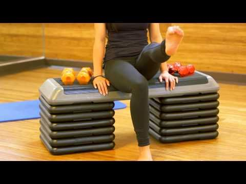 How to Exercise Your Legs While Sitting : Useful Exercise Tips