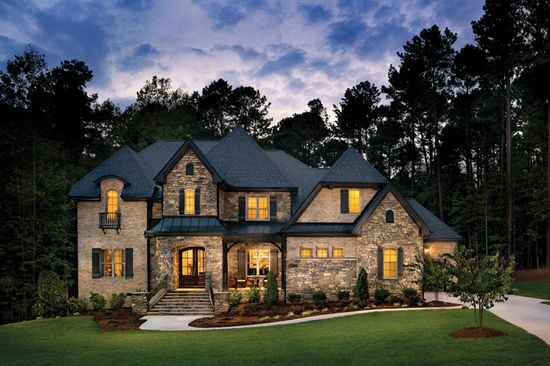 Luxury Custom Home Design