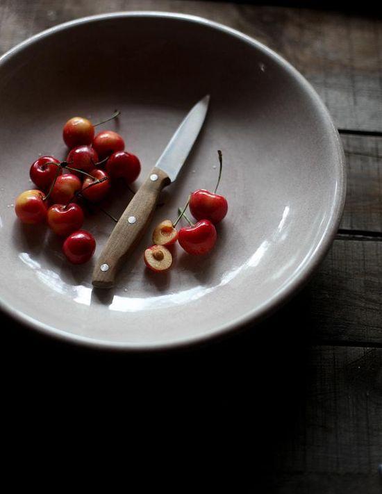 Cherries / Honey and Jam