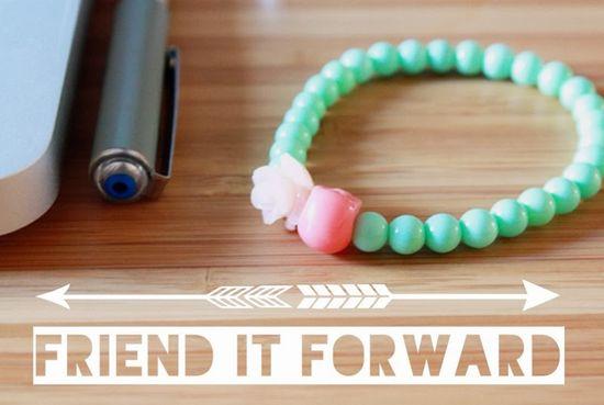 Friend it forward