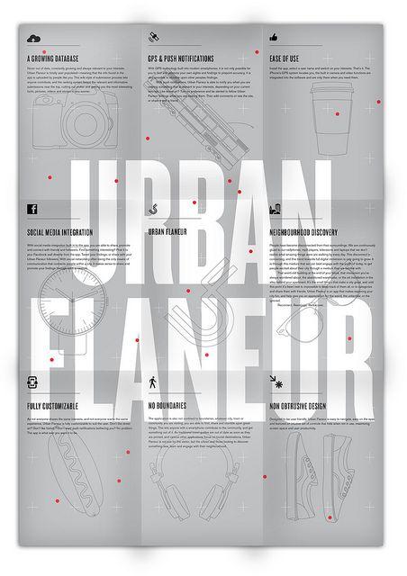Poster Fold Out by Jonathan Mutch