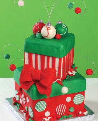 Present cake!