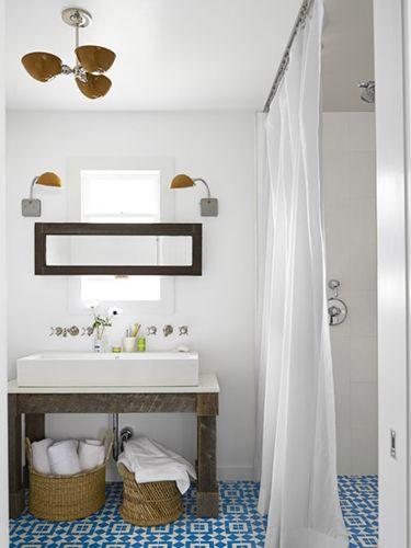 Bathroom decor ideas bathroom decorating and design ideas for Country living bathroom designs