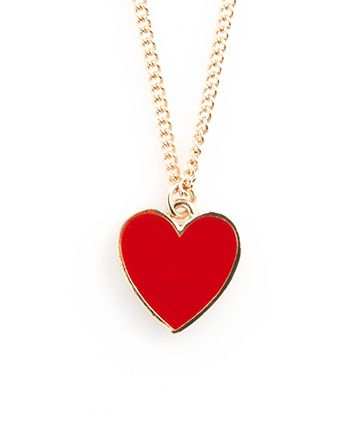 ban.do heart necklace
