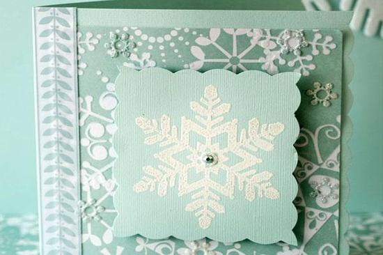 10 handmade holiday card ideas