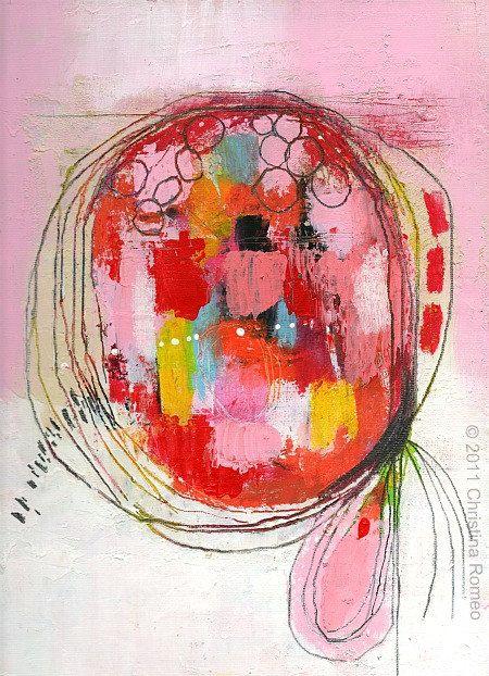 Mixed Media #abstract #painting