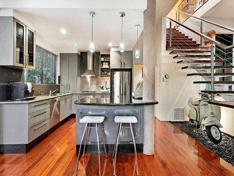 Kitchen design ideas - click through