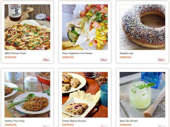 15 Healthy Food Blogs via Healthy Aperture