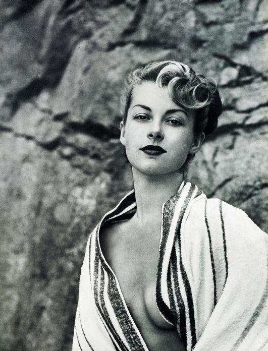 Le modèle de Jannine 1950