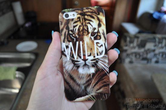 wild iphone case. ?